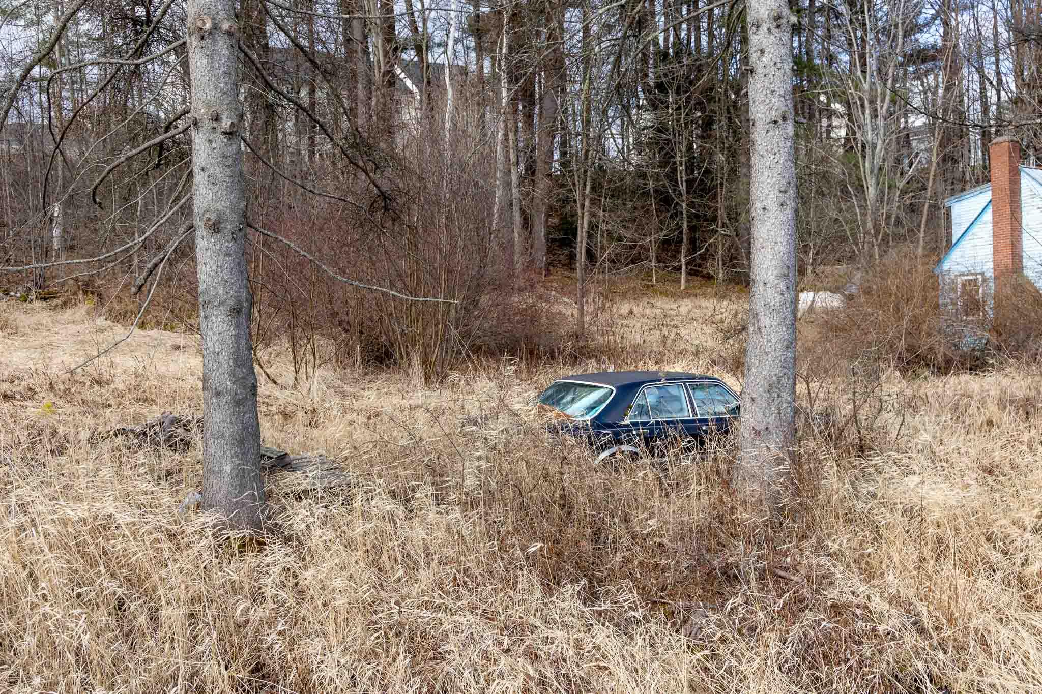 Hidden Car