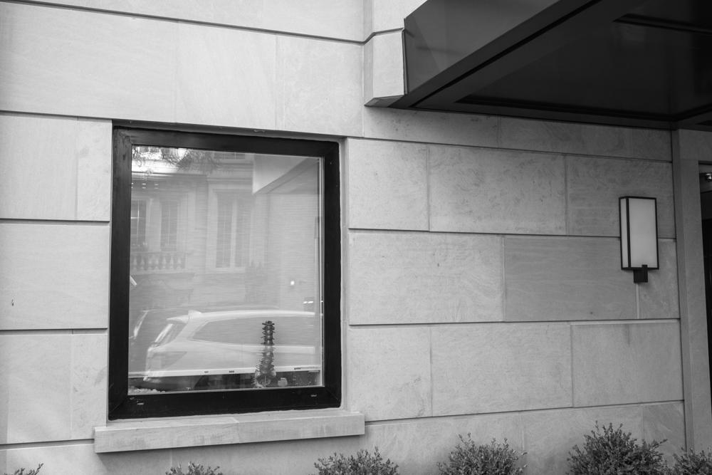 Spine in Window
