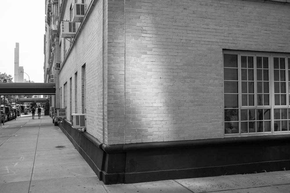 Light on Building
