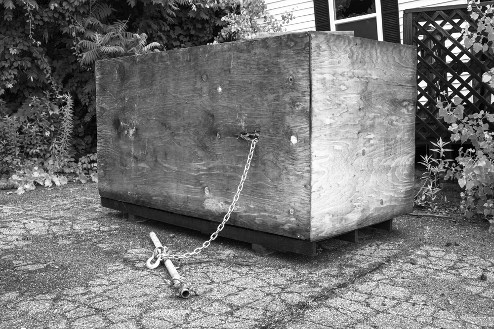 Box with Chain