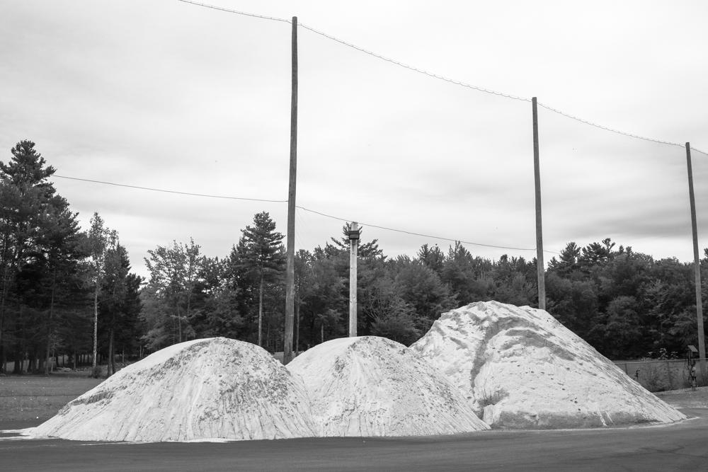 Sand Piles