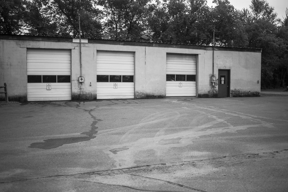 Old Auto Garage