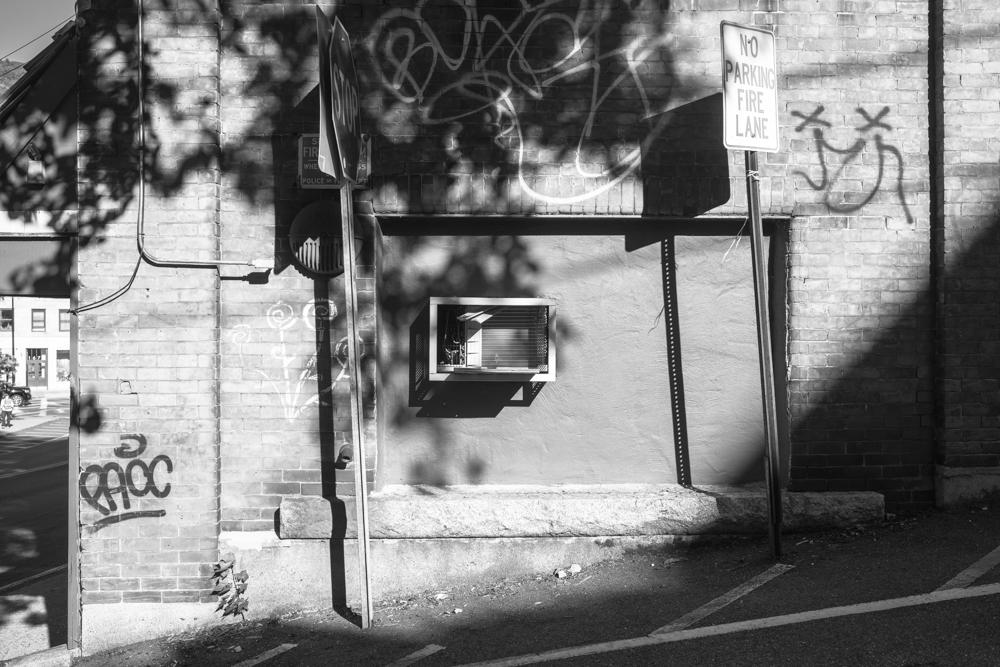 Wall and Shadows