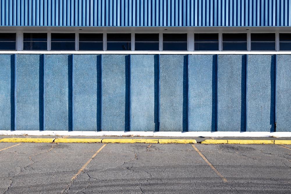 Deserted Car Dealership (Front)