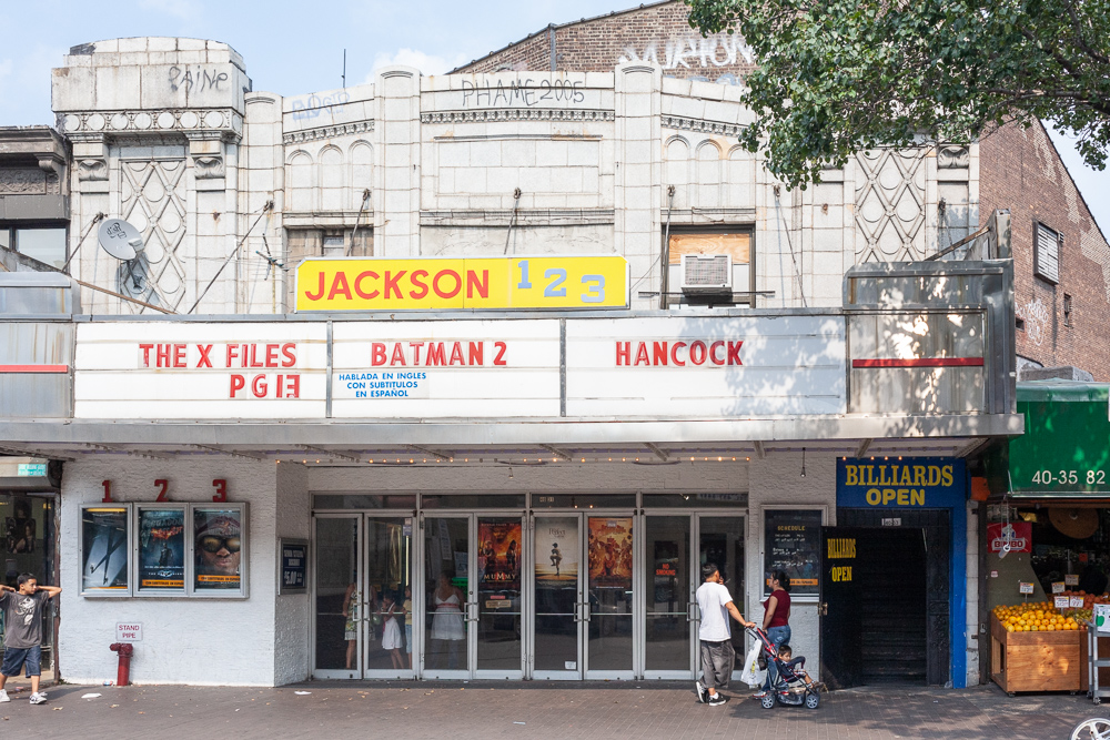Jackson 1 2 3